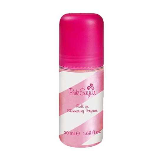 Aquolina Pink Sugar Roll On Shimmering Parfume