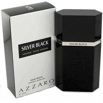 Azzaro Silver Black Eau de Toilette 100ML