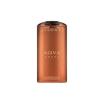 Bulgari Aqua Amara gel doccia e shampoo