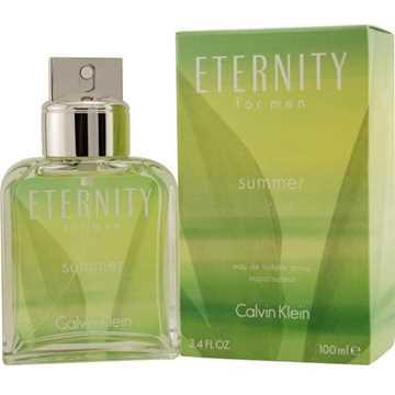 Calvin Klein Eternity Summer 2009 Eau de Toilette