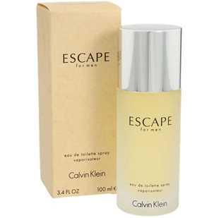 Calvin Klein Escape Eau de Toilette 100ML