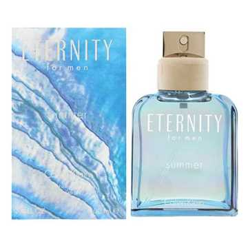 Calvin Klein Eternity for Men Summer 2013 Eau de Toilette