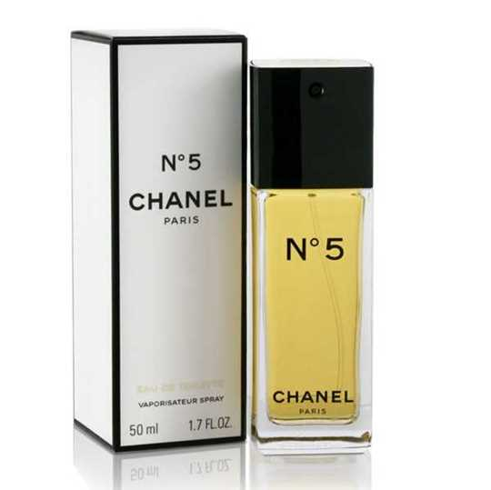 Chanel N5 Eau de Toilette 50ML