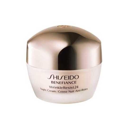 Shiseido Benefiance Wrinkle Resist 24 Night Cream - Crema notte antirughe