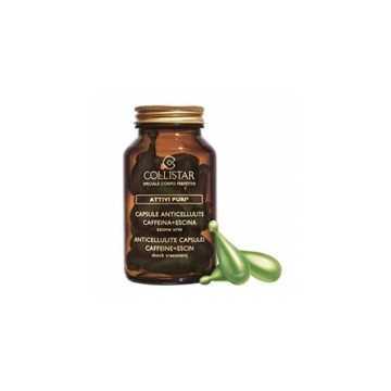 Collistar attivi puri capsule anticellulite caffeina + escina 14 capsule