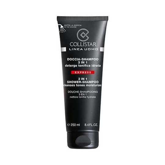 Collistar Uomo Doccia-Shampoo 3 in 1