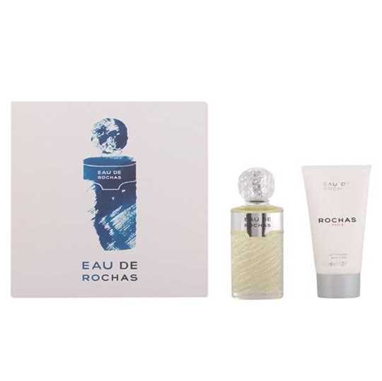 Eau de Rochas Kit Eau de Toilette 100ML + Body Lotion 150ML