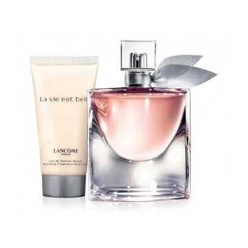 Lancome La Vie Est Belle Kit Profumo + Body Lotion