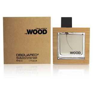 Dsquared He Wood Eau de Toilette 50ML