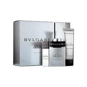 Bvlgari Man Extreme Kit Profumo + Dopobarba + Gel Doccia