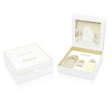 Chloé Love Story Kit Eau de Parfum + Body Lotion + Taglia Viaggio