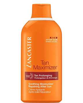 Lancaster Doposole Tan Maximizer After Sun Soothing Moisturizer Viso E Corpo