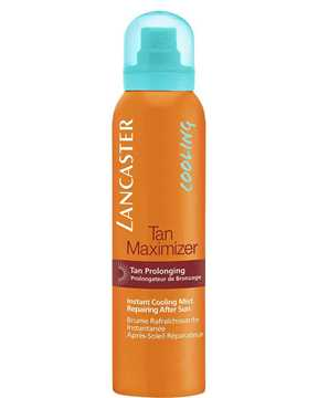 Lancaster Tan Maximizer Spray Rinfrescante Dopo Sole Cooling Effect