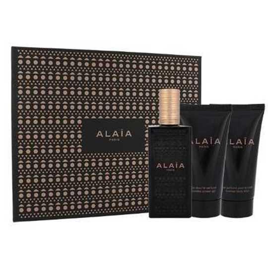 Alaia By Alaia Paris Kit Eau De Parfum + Body Lotion + Gel Doccia